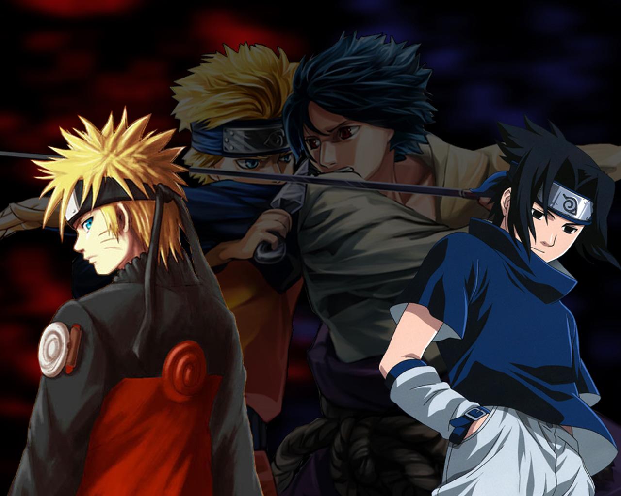 Gambar Sasuke Mari Mencari Ilmu Memperdalam Pengetahuan Di Dunia